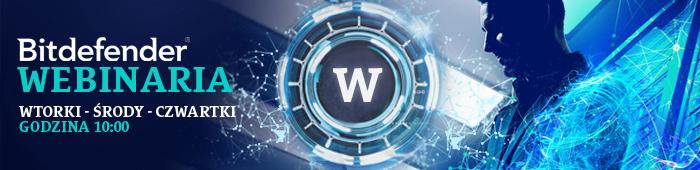 Webinaria - poznaj najlepszy antywirus dla firm