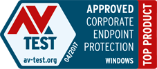 2017.04 - AV-Test Bitdefender Endpoint Security Top Product