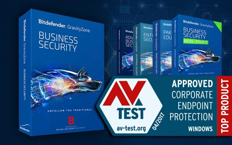Bitdefender Endpoint Security dla biznesu – TOP Product