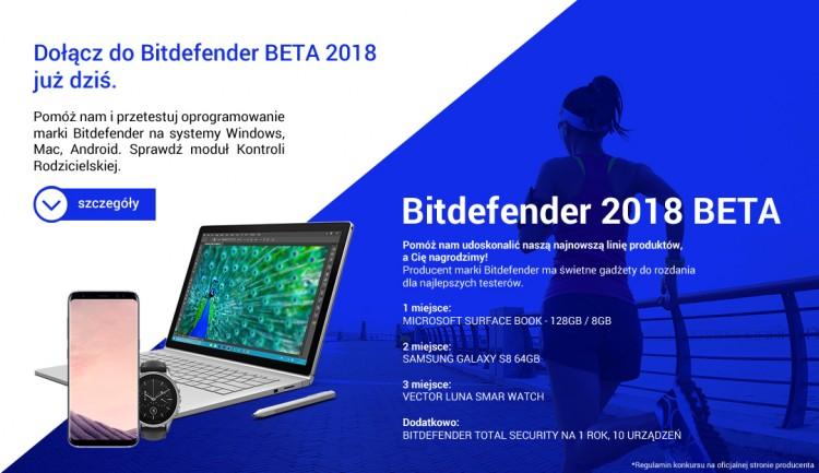 Bitdefender 2018 BETA