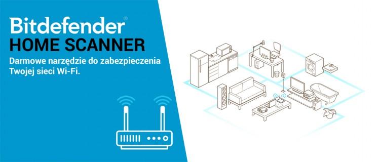 Darmowy program do zabezpieczenia sieci Wi-Fi od Bitdefender!