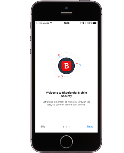 Bitdefender Mobile Security iOS 2018