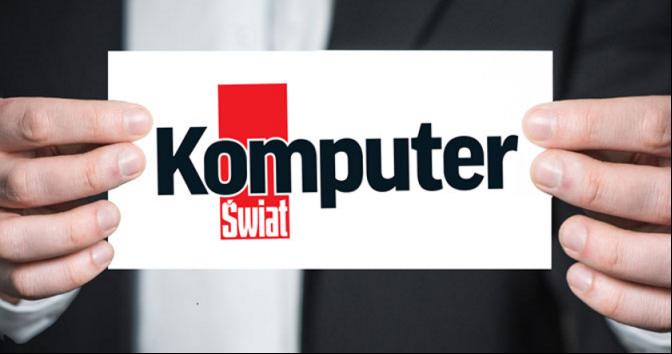 Komputer Świat w pakiecie z oprogramowaniem Bitdefender