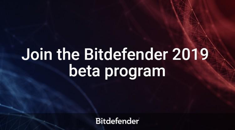 Ruszają beta testy Bitdefender 2019