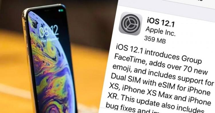 Chwilę po wydaniu iOS 12.1 wykryto lukę, z pomocą której można zyskać nieautoryzowany dostęp do pełnej listy kontaktów w Twoim iphonie