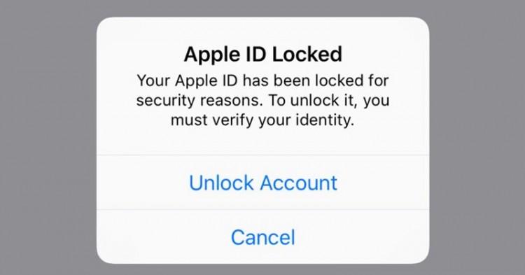 Wielu właścicieli iphonów skarży się, że ich Apple ID został zablokowany