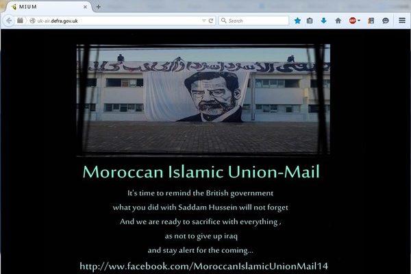 Strona islamistów