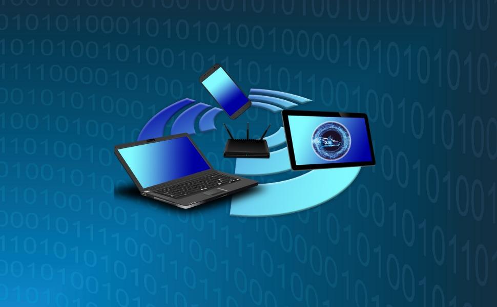 Włamania do routerów domowych - schemat sieci