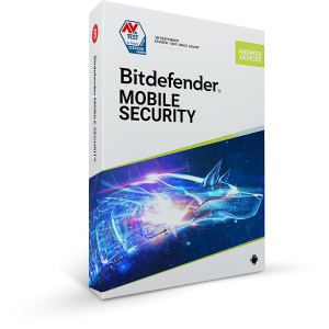 Antywirus na Android Bitdefender.