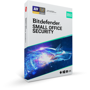 Antywirus dla małych firm Bitdefender Small Office Security