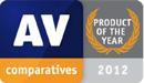 Certyfikat AV-Comparatives – Produkt Roku 2012