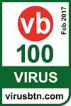 VIRUS BULLETIN VB100 LUTY 2017
