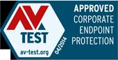 Certyfikat AV-TEST Marzec - kwiecień 2014
