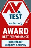NAGRODA AV-TEST 2014 ZA NAJLEPSZĄ WYDAJNOŚĆ