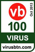 VIRUS BULLETIN'S VB100 PAŹDZIERNIK 2013