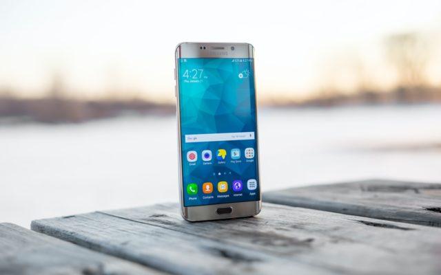 Flubot na Androida - smartfon