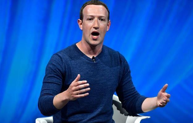 Facebook ukarany grzywną za Cambridge Analytica