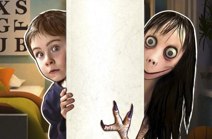 Lalka Momo - przerażająca gra